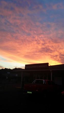 Sunset May 2014