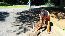 Moreland Road pothole repairs Jan 19