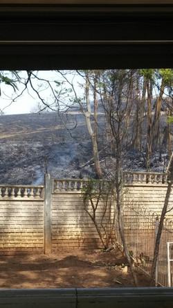Veld Fire 2 October 2014