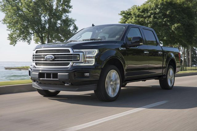 2. Ford F-Series - 252.013 chiếc