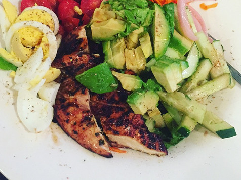 Fresh & tasty salads always available