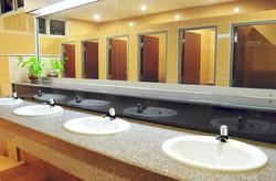 We Also Offer Restroom Maintenance