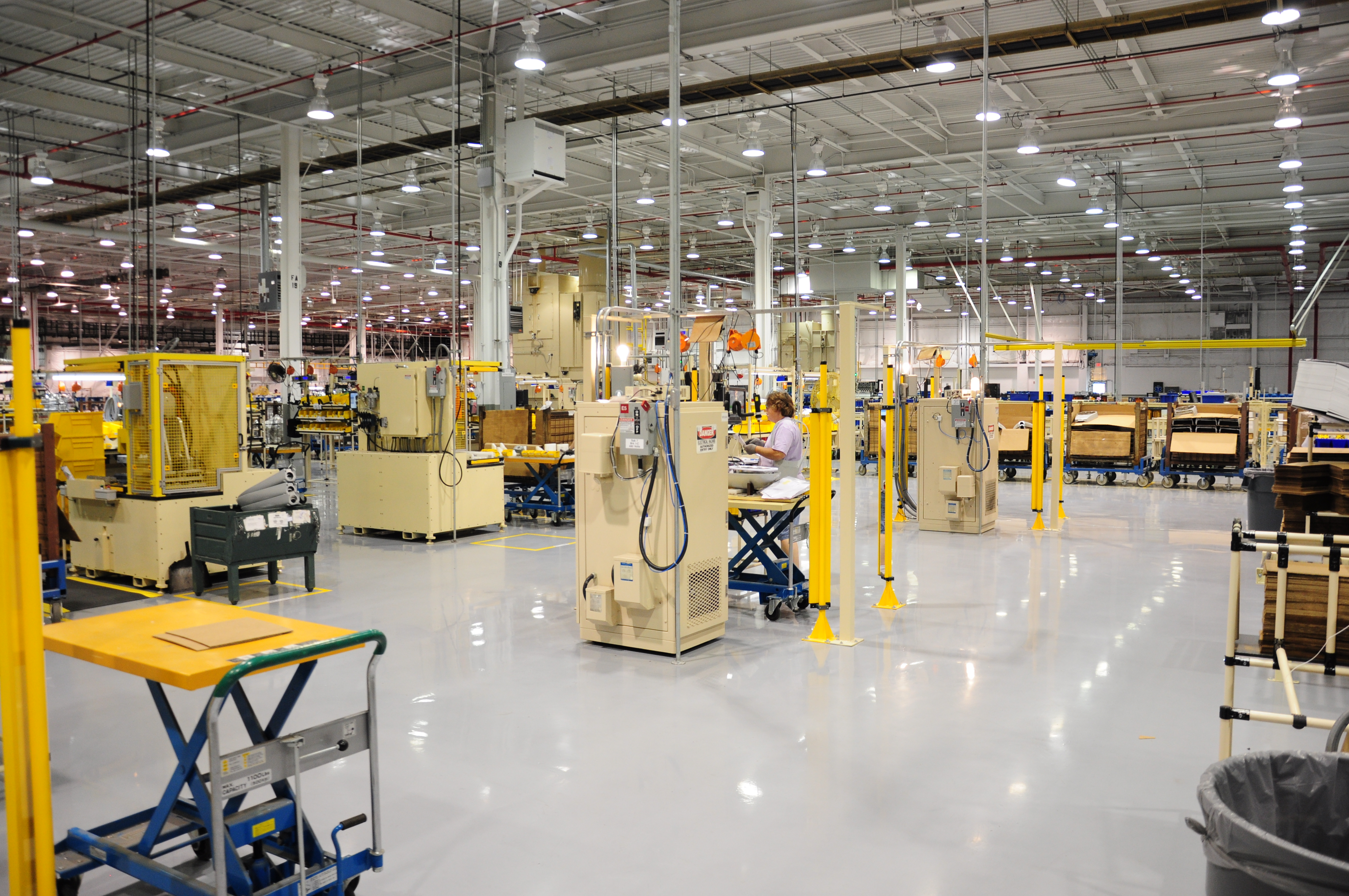 Industrial Cleaning is Our Specialty