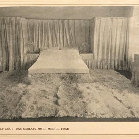 """IsoLoosion – Adolf Loos' """"Das Schlafzimmer meiner Frau"""""""