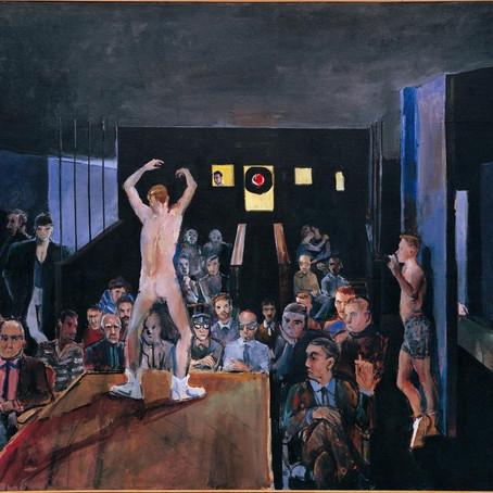 Slave to the Rhythm – Patrick Angus' Darstellungen der schwulen New Yorker Subkultur