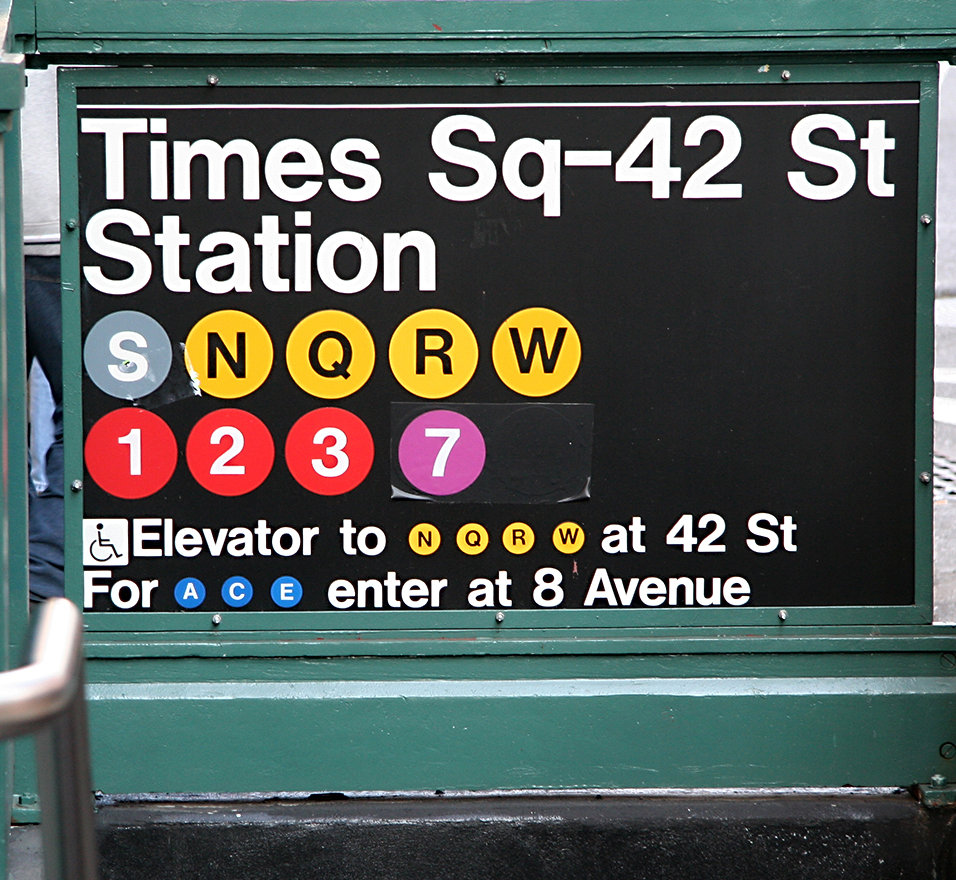 TIME SQUARE SHUTTLE