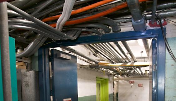 MTA Bridges & Tunnels (MTABT), Design-Build for Electrical Rehabilitation at Hugh L. Carey Tunnel Brooklyn Service Building