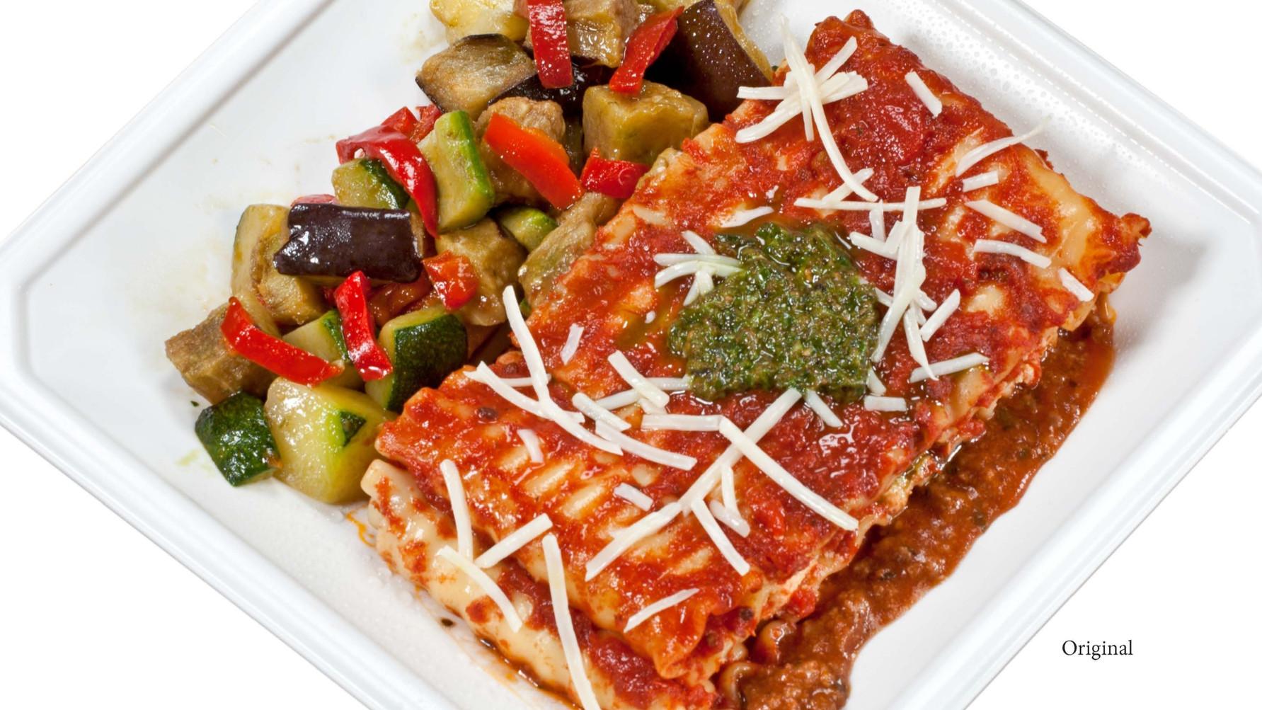 Original Lasagna Shot