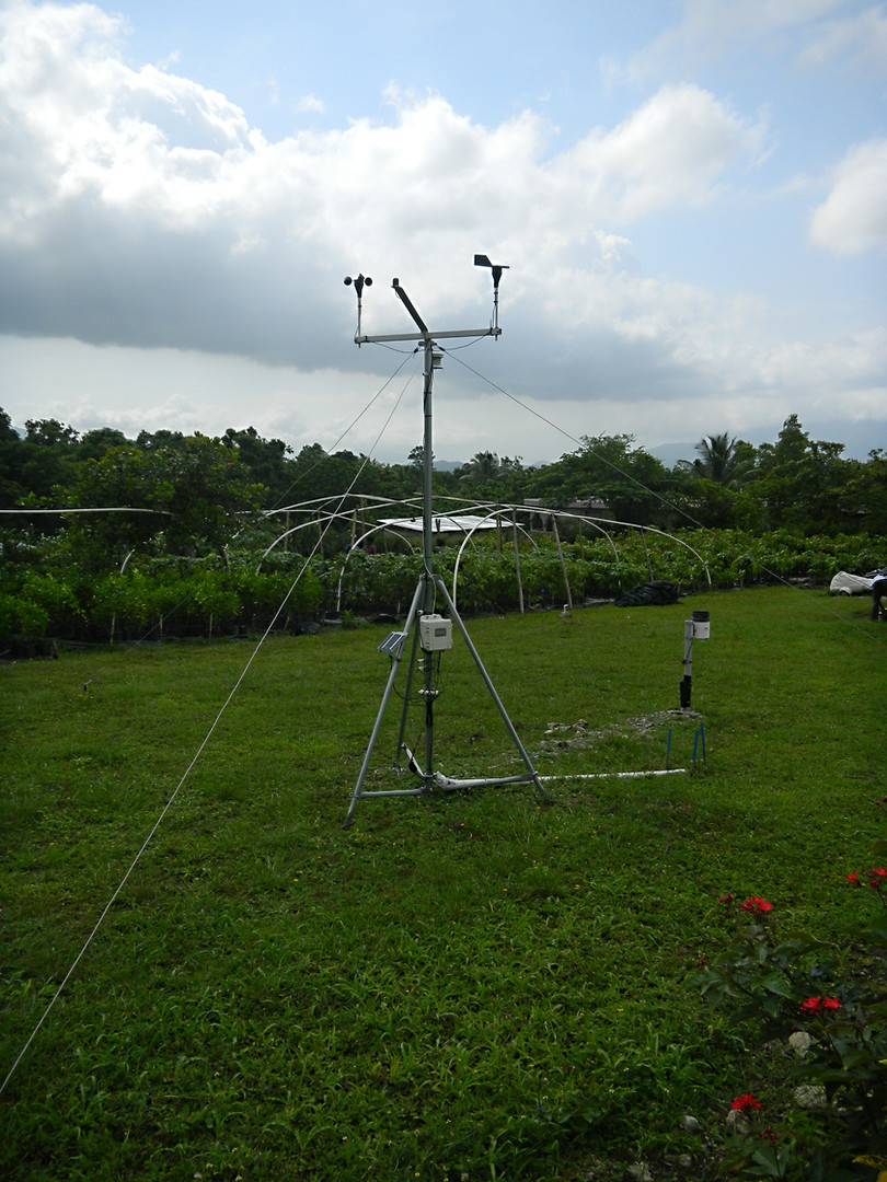 Weather Station Coronel