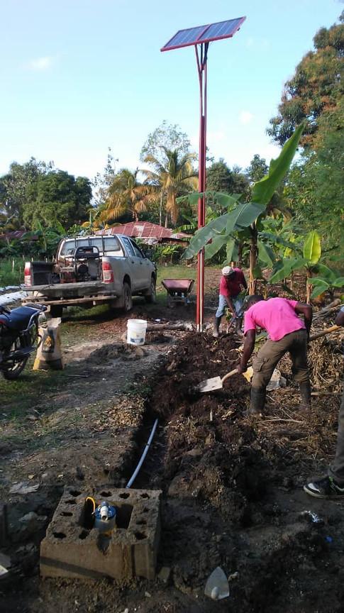 iF RPS Pump Installation