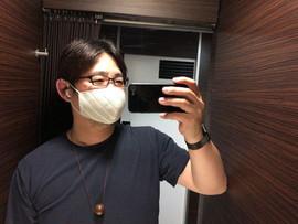 弊社シルクマスクのご感想をいただきました