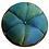 Thumbnail: 博多織×上野焼コラボ 針刺し グリーン
