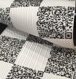 QR 半巾帯