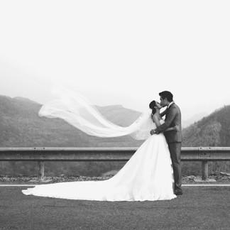 Wedded Kiss