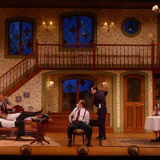 """Arsenic and Old Lace"" at St. Michaels Playhouse"