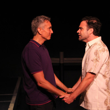 "Terrence McNally's ""Love! Valour! Compassion!"" at the Provincetown Theatre"