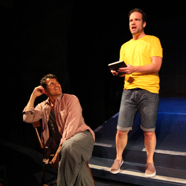 """Terrence McNally's """"Love! Valour! Compassion!"""" at the Provincetown Theatre"""