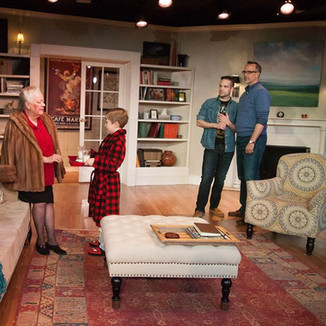 """Terrence McNally's """"Mothers and Sons"""" at Vermont Stage"""