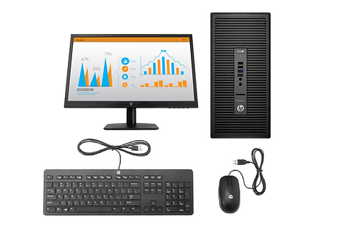 PC Microtorre HP EliteDesk 705 G1 MT