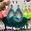 Thumbnail: Fashion Jewelry Fringe Tassel Earrings Yellow Fashion Sequins Ladies Earrings