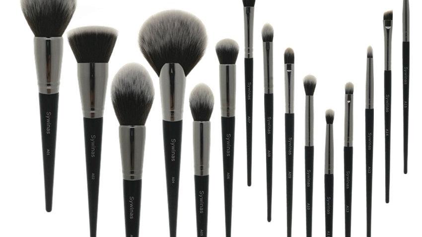 Makeup Brush Set 15pcs  Professional Makeup Brushes.