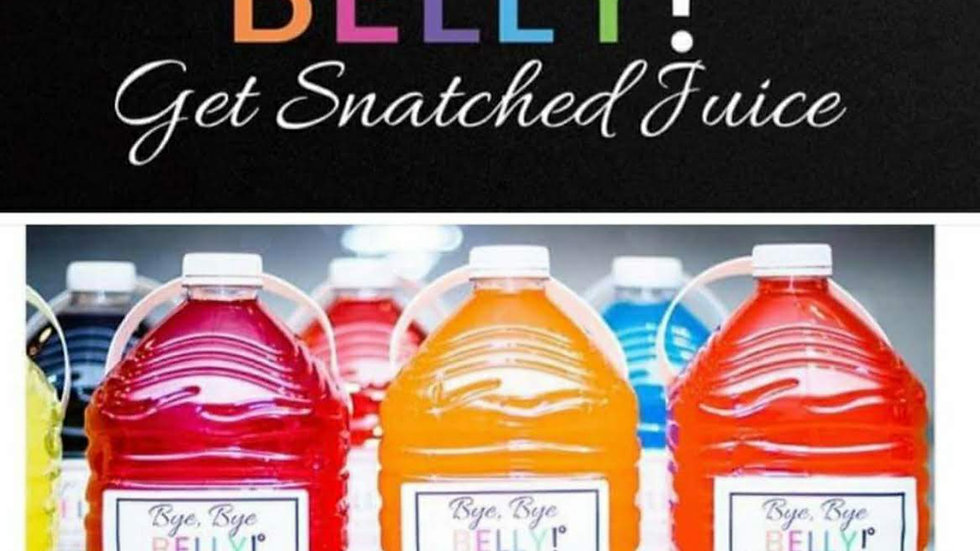 Get Snatched Juice