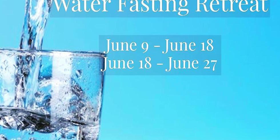 Water Fasting In June 2021