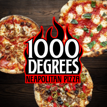 1000 Degrees Pizza
