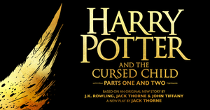 HP and the Cursed Child on Amazon