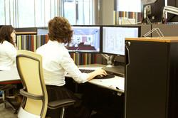 Image: Designer workspaces