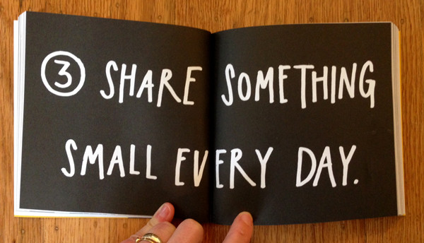 Book- Show Your Work! by Austin Kleon