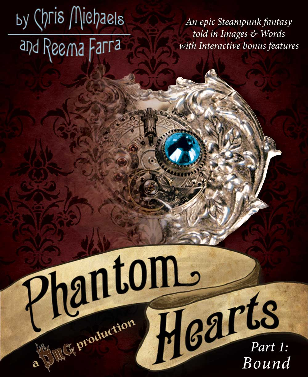 Image: Book cover from part one of the series
