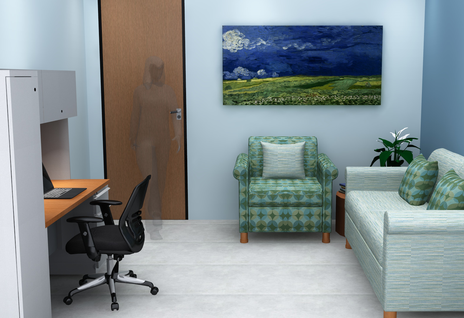 Healthcare Counseling Room