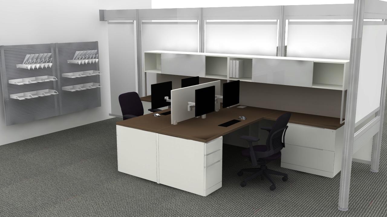 Office Workstation