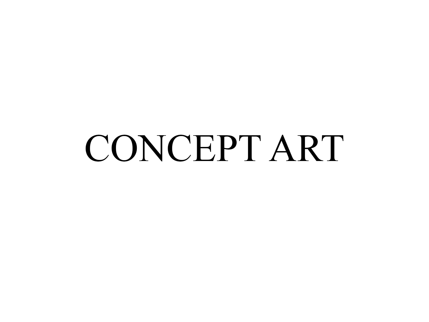 CONCEPT ART PG