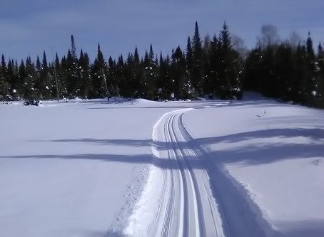 Trails All Groomed
