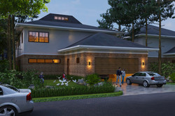 Carlos Corter's Residential, USA