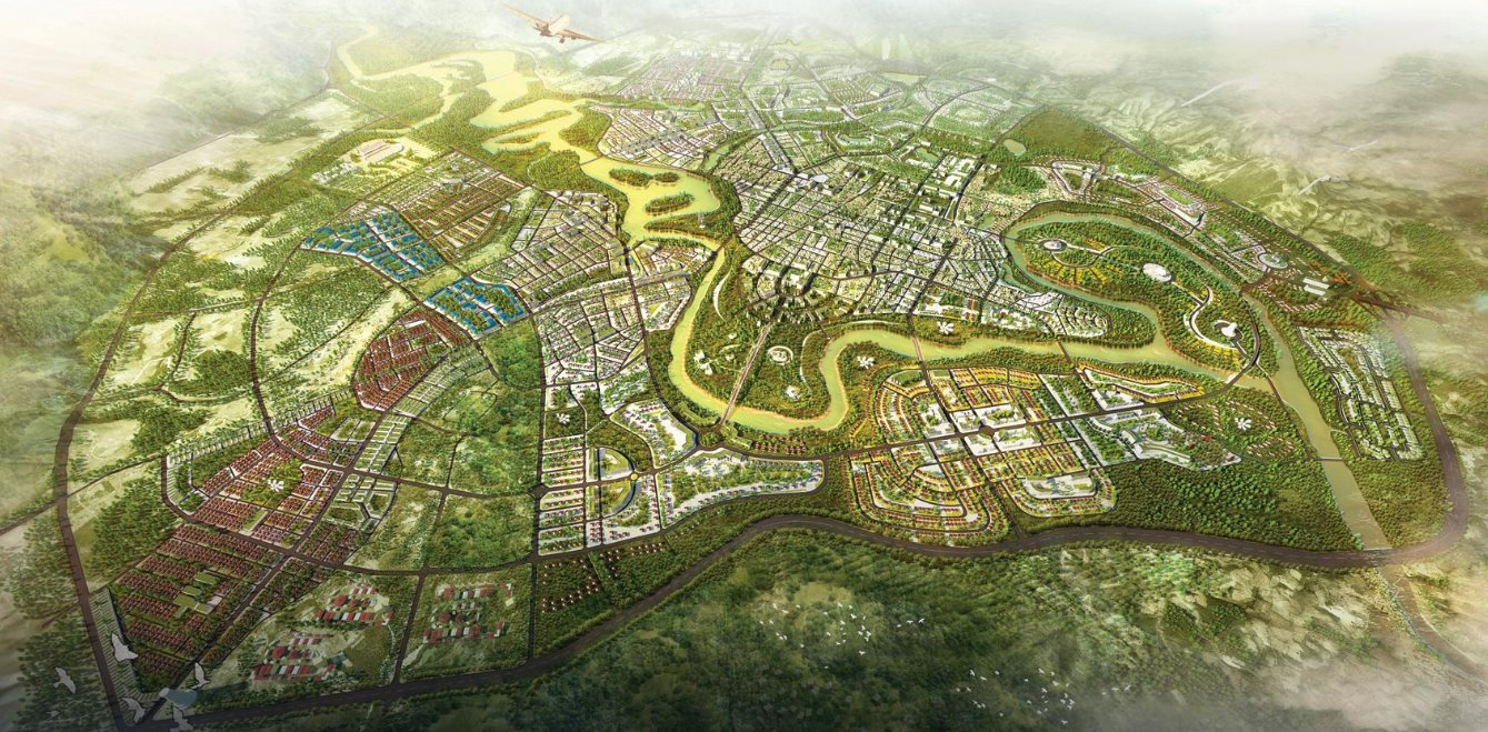 Kon Tum City Master Planning, VN