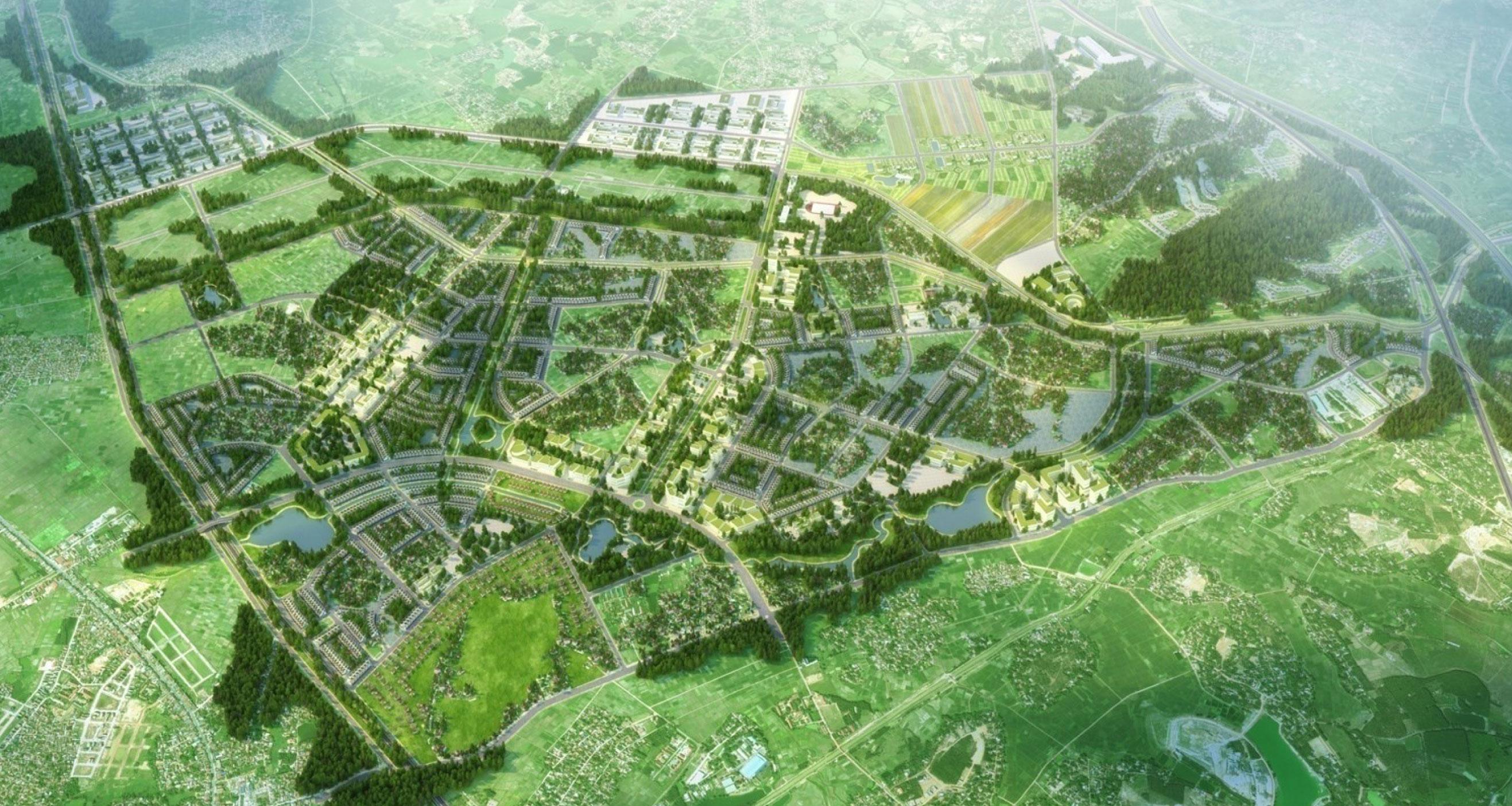 Master Planning A2 Vinh Phuc, VN