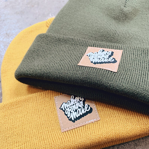MAKER BEANIE | next generation
