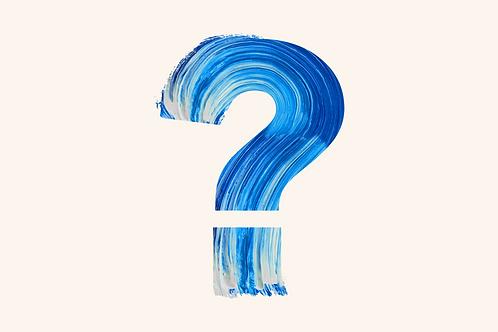 PACK DE 5 QUESTIONS