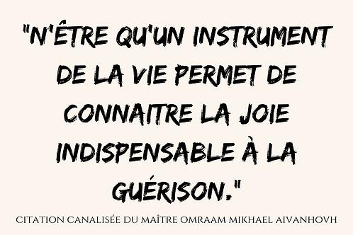 LA GUÉRISON