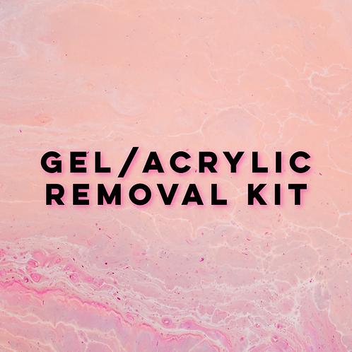 Gel/Acrylic Removal Kit