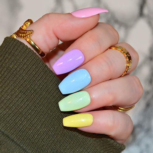 Pastel Rainbow (Ready to Dispatch)