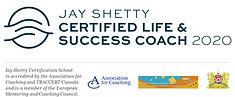 JSCS Certified Life & Success Coach 2020