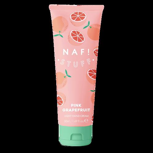 NAF! Stuff - Pink Grapefruit Light Hand Cream