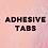 Thumbnail: Adhesive Gel Tabs - x24