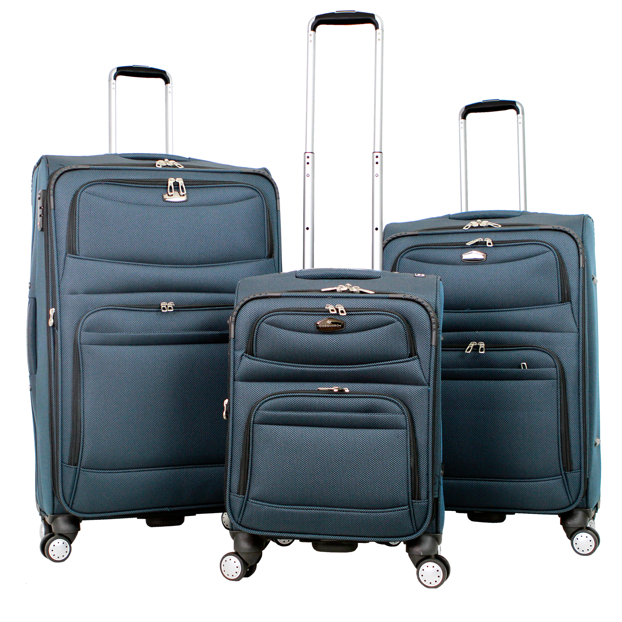 Softside Luggage- The Vintage
