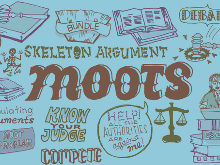 MOOTING SKILLS AND WHY THEY ARE IMPORTANT