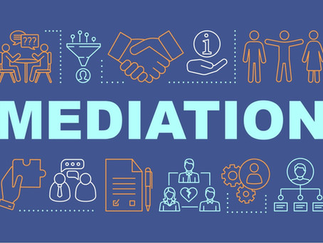 MEDIATION COMPETITION: APPROACH AND IT'S IMPORTANCE IN A LAW STUDENT'S LIFE